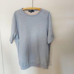 Ralph lauren | baby blue shortsleeve sweater